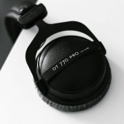 dark boose headphones